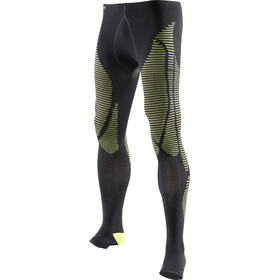 X-Bionic Precuperation Pants Long Men black/yellow